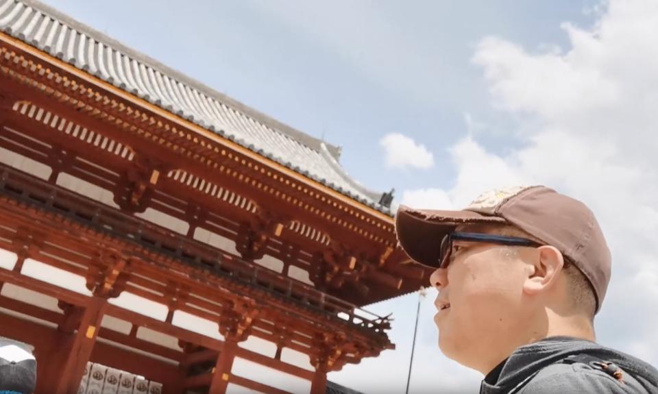 奈良の大仏ツーリング