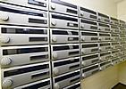 レンタルオフィスのメールBOX(ポスト)